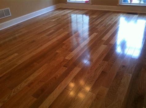 Wood Floor Cupping In Kitchen by Pre Finished Hardwood Flooring Alyssamyers
