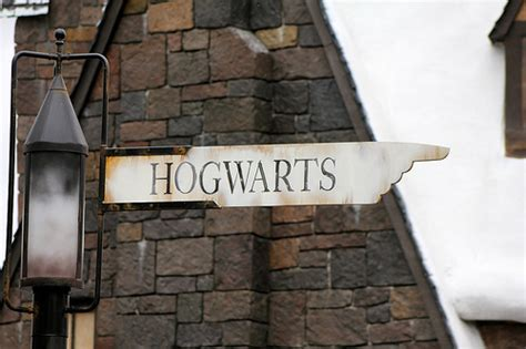 Harry Potter, Hogwarts, Photo, Photography, Vintage