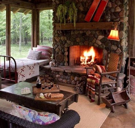 cozy cabin pictures   images  facebook