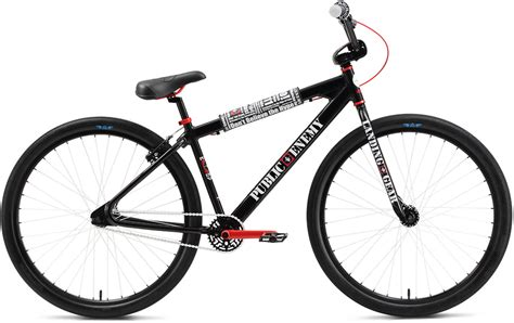 Se Public Enemy Big Ripper 29 Bmx Bike