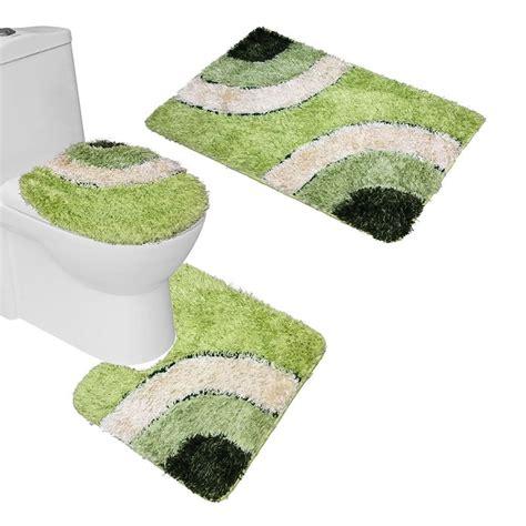 bath mat sets 3 piece bathroom mat sets advantage
