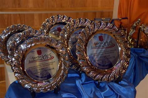 """Pasniegtas """"Sporta laureāta 2015"""