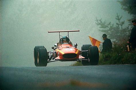 1968 ferrari 312 f1 at the goodwood circuit revival 1999. F1 GP Nürburgring Germany 1968 - Jacky Ickx Ferrari ...