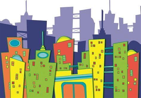 Clipart City City Skyline Outline Clipart Best