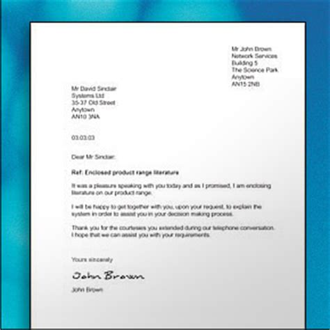 how to write business letter how to write official letter in