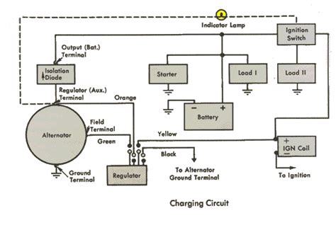 1971 F100 Charging System Wiring Diagram by 66 Amc Ambassador No Spark The Amc Forum Page 3