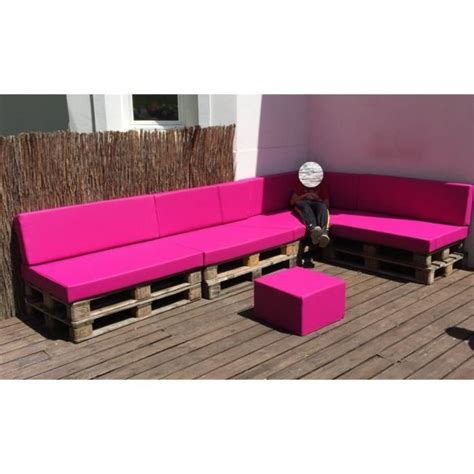 coussins pour canap駸 coussin pour salon exterieur maison design bahbe com