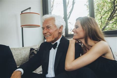 Marrying Older Man Younger Woman