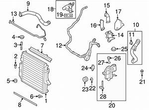 radiator components for 2010 land rover range rover With range rover coolant