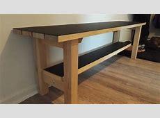 IKEA NORDEN bench upgrade for landing space IKEA Hackers