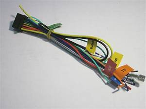 Pioneer Avh P1400dvd Wire Harness New A