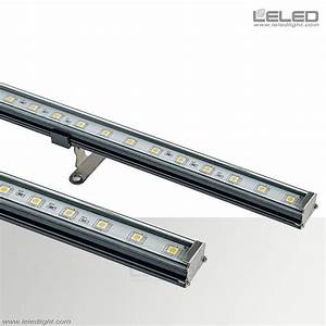 Led, Linear, Lights, Outdoor, Smd, Rigid, Strip, For, Wallwashers, Building