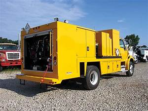 Service Truck Bodies  Tool Storage  Mining  Utility Truck