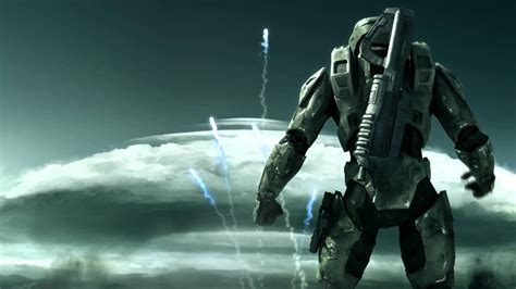 Halo 3 Teaser Trailer 1080p Hd Starry Night Youtube