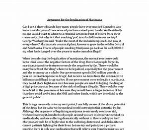 Thesis Statement In An Essay Argumentative Essay On Legalizing Cannabis  Writing Research Papers  Lester Science Technology Essay also How To Write A Good Essay For High School Essay On Cannabis Toefl Essay Samples Argumentative Essay On  Good Thesis Statements For Essays
