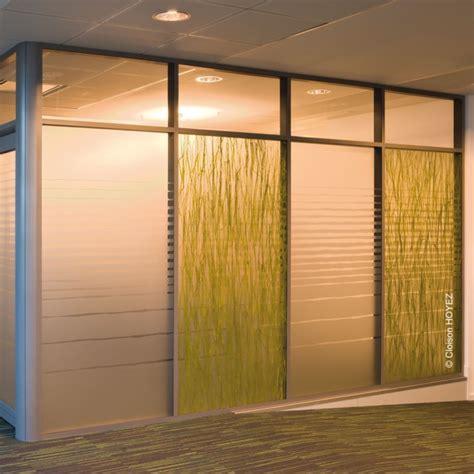 cloison de bureau en verre cloisons amovibles sur marseille société thema projet