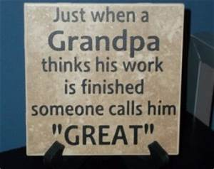 Great Grandpare... Famous Great Grandfather Quotes