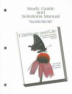Study Guide And Partial Solutions Manual For Chemistry And