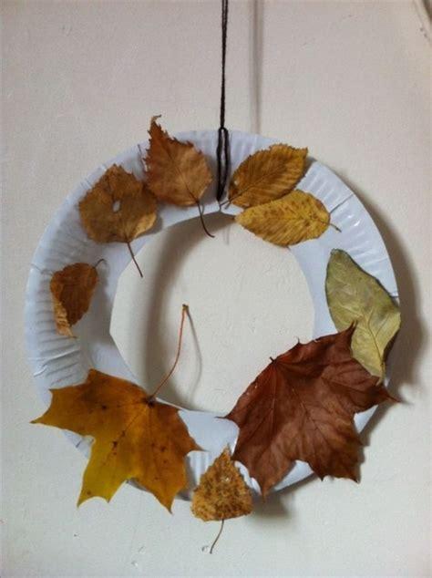 Mit Blättern Basteln by Basteln Mit Bl 228 Ttern 60 Ideen F 252 R Mehr Freude Im Herbst