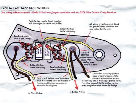 stack knob jazz bass wiring talkbasscom