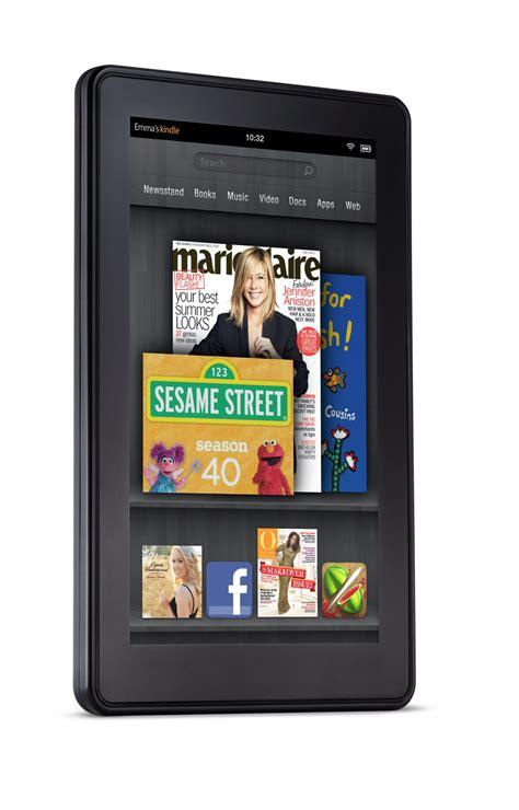 Amazon presenta su tablet Kindle Fire