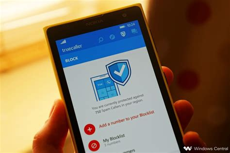 truecaller for windows phone 8 1 adds a new way to save data windows central