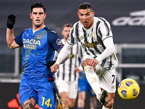 Ronaldo goals vs Udinese   Cristiano Ronaldo Pele record ...