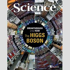 Nersc Contributes To Science Magazine's Breakthroughs Of The Year