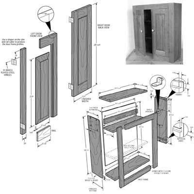 build   kitchen cabinets cabinet building plans