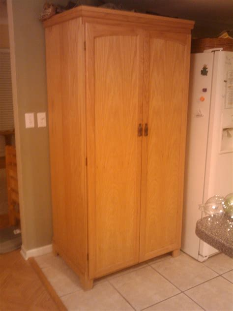 Alone Pantry Cabinet by Pantry Cabinet Stand Alone Kitchen Pantry Cabinet With