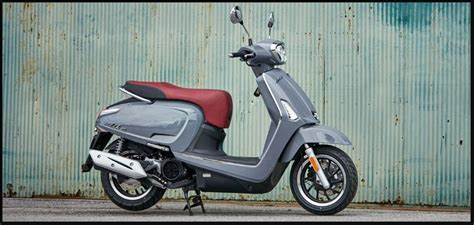 Kymco Like 150i Image by Kymco Like 150i Abs Scooter Top Speed Review Price Specs