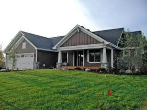 traditional craftsman homes house plans craftsman ranch so replica houses