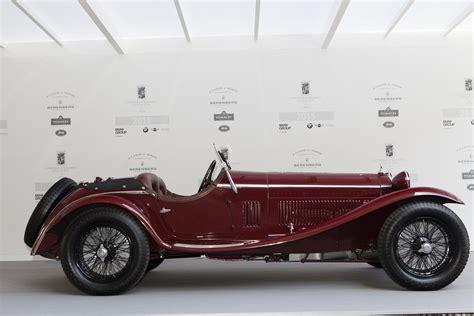 Stunning 1932 Alfa Romeo 8c 2300 Spider Wins 2018 Concorso