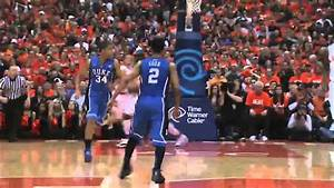 Highlights from Win over Duke - Syracuse Men's Basketball ...