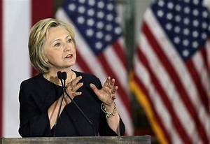 Hillary Clinton to Deliver Economic Policy Speech Aimed at ...