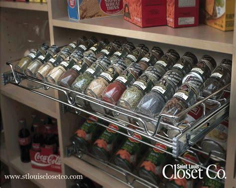 spice racks saint louis closet