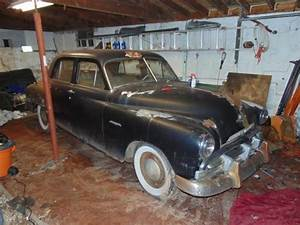 1951 Plymouth Cranbrook Parts