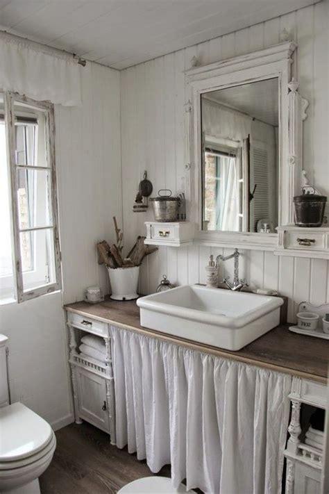 salle de bain style cagne chic les 25 meilleures id 233 es de la cat 233 gorie salles de bains shabby chic sur