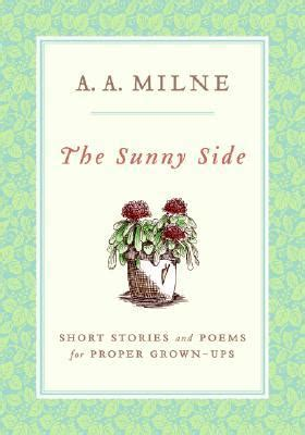 sunny side short stories  poems  proper grown