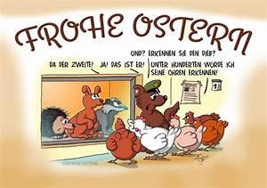 Frohe Ostern Lustig : frohe ostern 2018 lustige bilder frohe ostern ~ Frokenaadalensverden.com Haus und Dekorationen