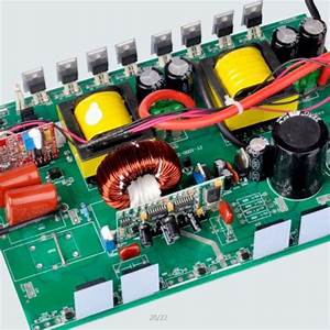 China 1000w Power Inverter Dc 12v To Ac 220v Circuit