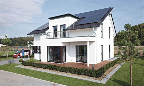 Einfamilienhaus Ein Haus Am Puls Der Zeit by Weber Musterhaus K 246 Ln Fertighauswelt K 246 Ln