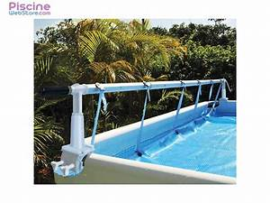 Piscine Hors Sol Resine : enrouleur b che piscine solaris accessoires piscines ~ Melissatoandfro.com Idées de Décoration