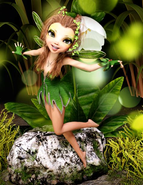 Little Fae By CalicoDesigns in 2020 Princess zelda