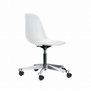 Chaise à Roulettes : chaise roulettes de bureau chaise de bureau ergonomique design lepolyglotte ~ Teatrodelosmanantiales.com Idées de Décoration