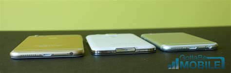 iphone 6 thickness iphone 6 vs galaxy s5 5 key details