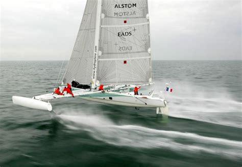 Sailing Boat Expressions by Super Sleek Super Fast Sailing Nautical