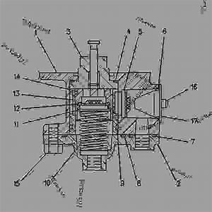 1w1700 Pump Group-fuel Transfer - Engine