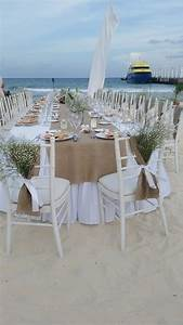 Burlap Beach Wedding Ideas  U2013 Beach Wedding Tips