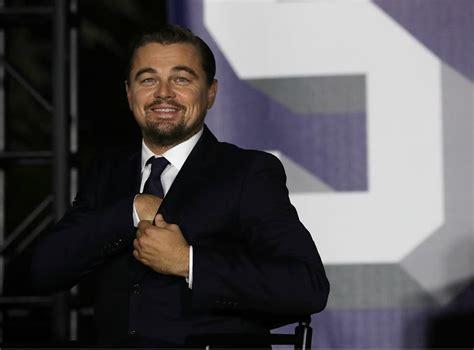 Leonardo DiCaprio donates $20m to battle climate change ...